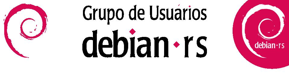 Bem vindo ao Grupo de usuários Debian-RS